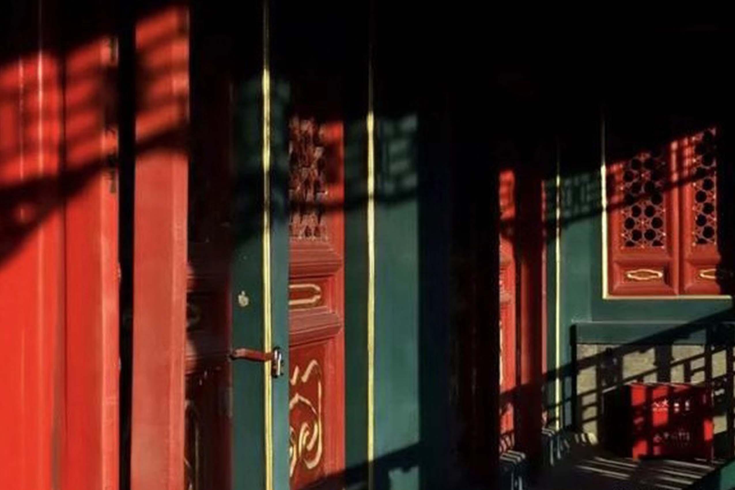 """冬至与""""外国冬至"""",共同续写紫禁城的传说"""